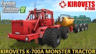 getlinkyoutube.com-Farming Simulator 17 KIROVETS K 700A