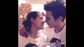 getlinkyoutube.com-Dubsmash-Twerk it like Miley (Relationship Goals)