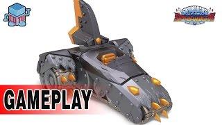 getlinkyoutube.com-Skylanders SuperChargers Shark Tank Gameplay Preview