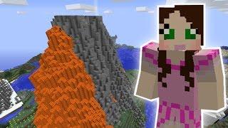 getlinkyoutube.com-Minecraft: HUGE VOLCANO MISSION! - Custom Mod Challenge [S8E57]