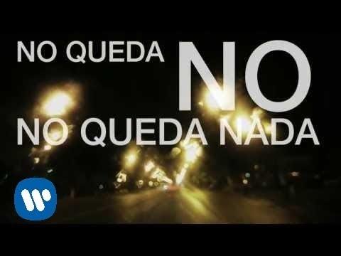 No Queda Nada de Felipe Santos Letra y Video