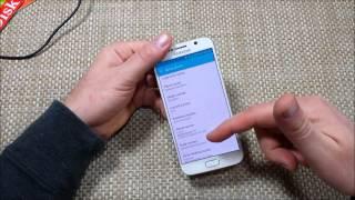 getlinkyoutube.com-Samsung Galaxy S6 FIX Running slow, freezing, crashing not responding running hot or battery drain 1