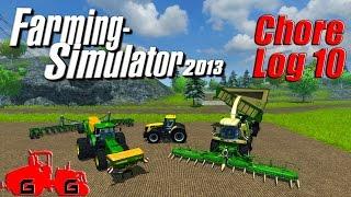 getlinkyoutube.com-Farming Simulator 2013: Chore Log 10 - Loose Ends!