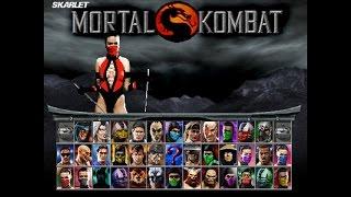 getlinkyoutube.com-Mortal Kombat Project 4.1 V6 (MUGEN) - Playthrough