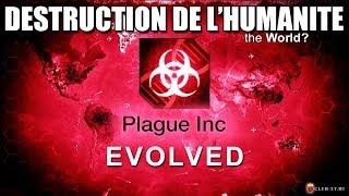 getlinkyoutube.com-JE VAIS DÉTRUIRE L'HUMANITÉ : Plague Inc Evolved
