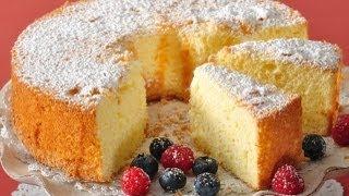 getlinkyoutube.com-American Sponge Cake Recipe Demonstration - Joyofbaking.com