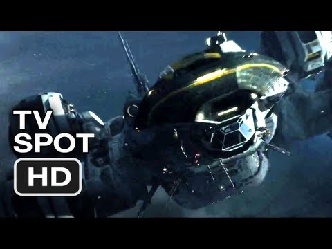 Prometheus - TV SPOT #1 - Ridley Scott Alien movie (2012)