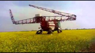 Farmgem Self Propelled Sprayer