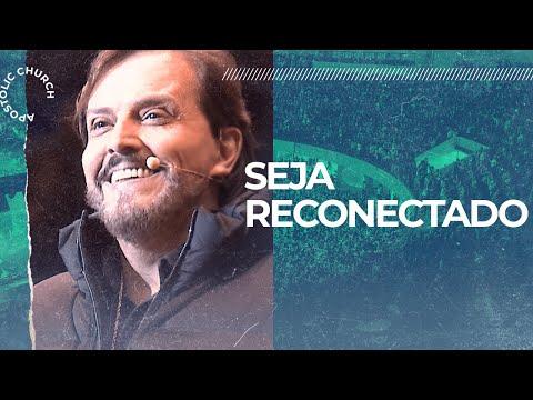 Conexão com a promessa - Apóstolo Estevam Hernandes #igrejarenascer