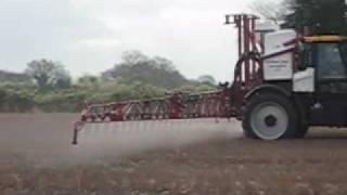 FarmGEM Fastrac Demount Trailed Sprayer