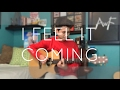 The Weeknd - I Feel it Coming ft. Daft Punk - Cover Fingerstyle Guitar