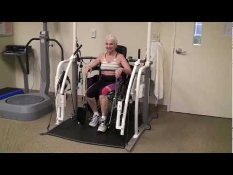 Fitness Arch: Wheelchair—
