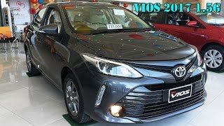 getlinkyoutube.com-Toyota Vios 2017 รุ่น 1.5 G cvt