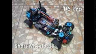 getlinkyoutube.com-Tamiya M06 Pro Test Run with M05s
