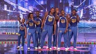 getlinkyoutube.com-Chicago Boyz - America's Got Talent 2013 Season 8 Week 5 Auditions