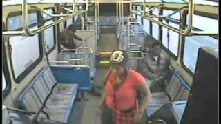 getlinkyoutube.com-Caught On Tape  2 Ghetto Hoodrats Attack Single Female while Their Kids Watch!