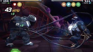 getlinkyoutube.com-Venom Boss Battles | Marvel Contest of Champions