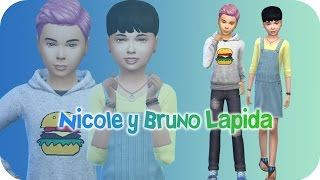 getlinkyoutube.com-SpeedSims 4 - Nicole&Bruno Lápida - Ep 09