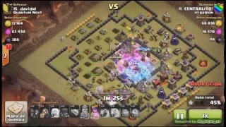 getlinkyoutube.com-100% ★★★ - AQ WALK + Witches - TH10 Square Base