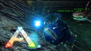 getlinkyoutube.com-方舟:生存進化『斯巴達 | 鮟鱇魚 | LAMPU IKAN !!』EP.19 - ARK: Survival Evolved