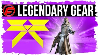 getlinkyoutube.com-Destiny HOW TO GET LEGENDARY GEAR WEAPONS ARMOR as FAST as POSSIBLE Upgrading Legendary Gear
