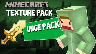 getlinkyoutube.com-Minecraft Texture-pack Sphax edit UngePack | GameArtFX