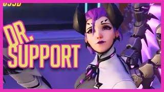 getlinkyoutube.com-I'm a Support Main - Overwatch