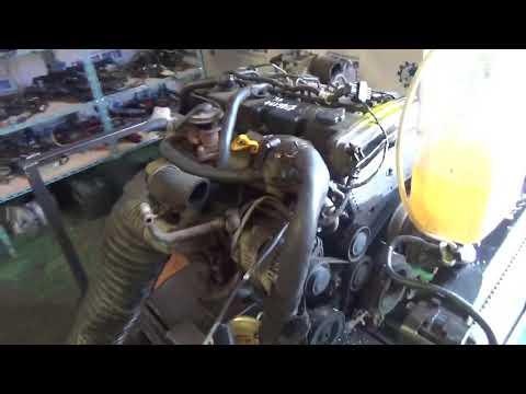 Проверка давления масла в двигателе j3 4029867 Kia Bongo III (Euro III)