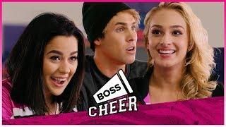 "BOSS CHEER    Tessa & Tristan in ""Cheer Up""   Ep. 1"
