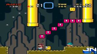 getlinkyoutube.com-Super Mario World Fases Secretas Pt.1