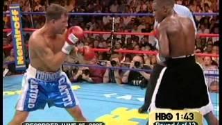 Floyd Mayweather Jr vs. Arturo Gatti