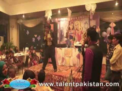 Magic show Talent Pakistan