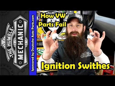 How VW Ignition Switches Fail