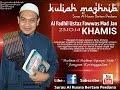 Kuliah Maghrib Al Fadhil Ustaz Fawwaz Md Jan Adab Hidup Bermasyarakat 23102014