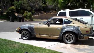 getlinkyoutube.com-Video #8 - I BLAME CHIP FOOSE FOR THIS!!!  Datsun 260Z Rebuild