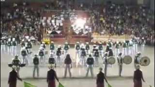 """getlinkyoutube.com-SMPN 1 Nganjuk """"Drumband Bahana Kanjeng Djimat"""""""