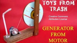 getlinkyoutube.com-GENERATOR FROM MOTOR - ENGLISH - 22MB.wmv