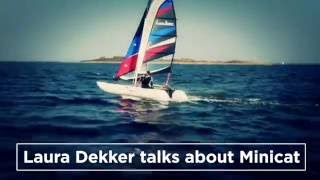 getlinkyoutube.com-Laura Dekker talks MiniCat #myminicat #lauradekker