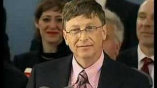 getlinkyoutube.com-Bill Gates Speech at Harvard (part 1)