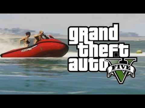 GTA 5- Extreme Sports Trailer