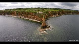 getlinkyoutube.com-D-DAY normandy 70th anniversary (DRONE PICTURES)