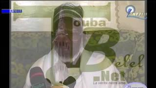 Diffusion en direct de Touba Belel TV