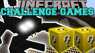 getlinkyoutube.com-Minecraft: EMPEROR SCORPION CHALLENGE GAMES - Lucky Block Mod - Modded Mini-Game
