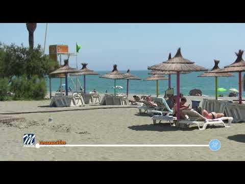 Disfruta de las playas con precaución