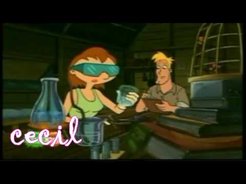 HEY ARNOLD  TRAILER ALTERNATIVE THE JUNGLE MOVIE.wmv