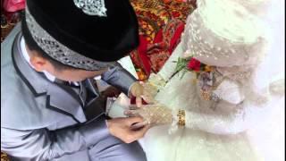 getlinkyoutube.com-Wedding day(พิธีนิกะห์) Fah-Sol 1