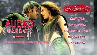 Kanchana 2 | Muni 3 | New Tamil Movie Audio Jukebox | HD | Raghava Lawrence | Taapsee