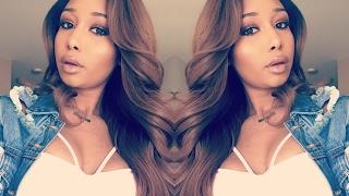 getlinkyoutube.com-What Do I think?!?| Sensationnel Maryam Wig