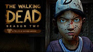 The Walking Dead Game Season 2 A House Divided - Clementine é BOLADA
