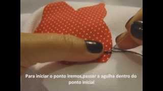 getlinkyoutube.com-Como fazer ponto caseado a mão,rápido e fácil!